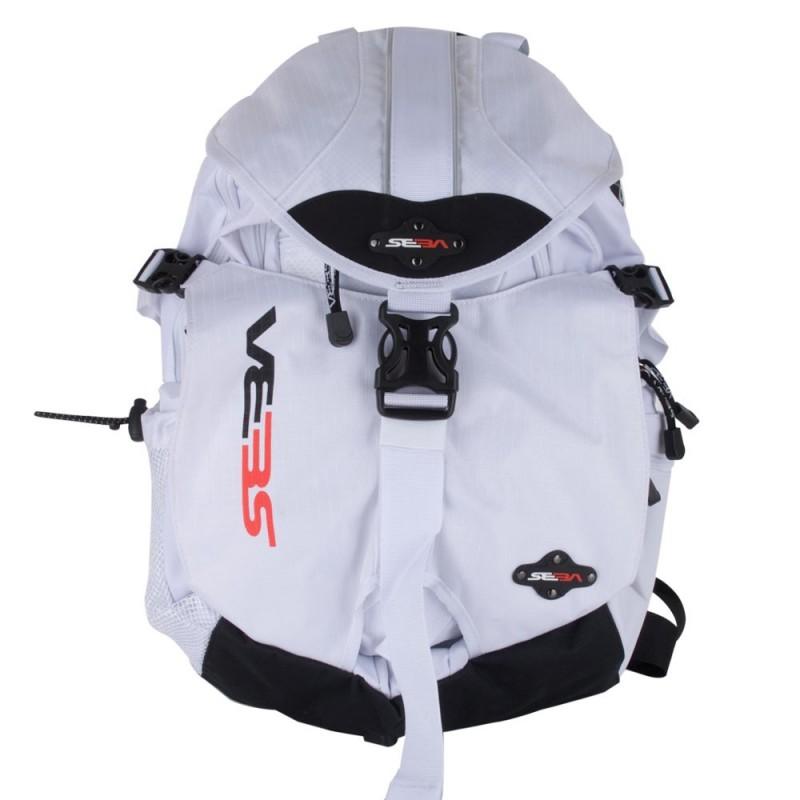 Seba Backpack Small White